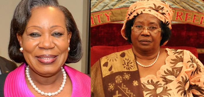 African female presidents