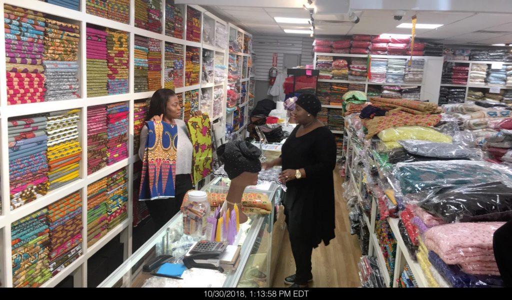 AB African Market Bronx NY- AfroGist Media
