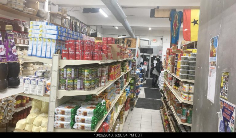 AB African Market