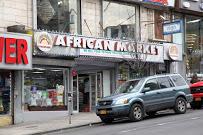 Eddie's Place African Market