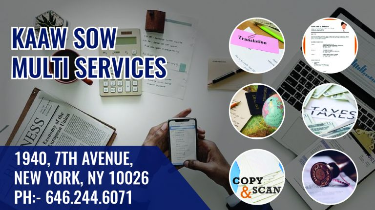 Kaaw Sow Multi Services