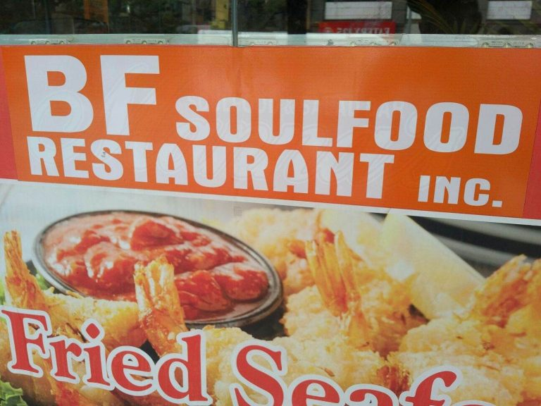 BF Soul Food Restaurant
