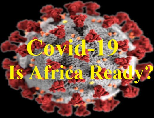 impacts of covid-19 in Africa