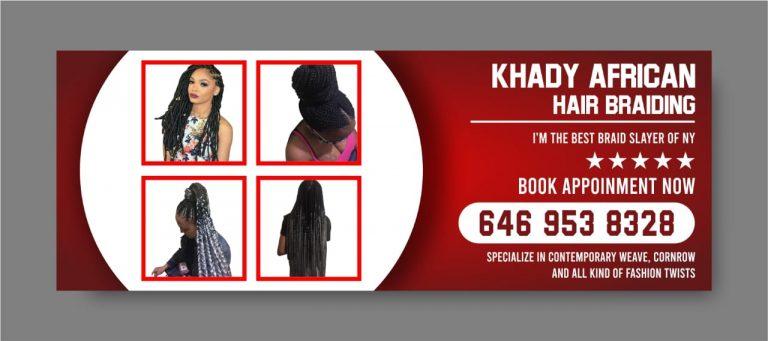 Khady African  Hair Braiding