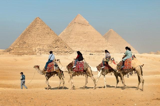 pyramids of egypt African bucket list