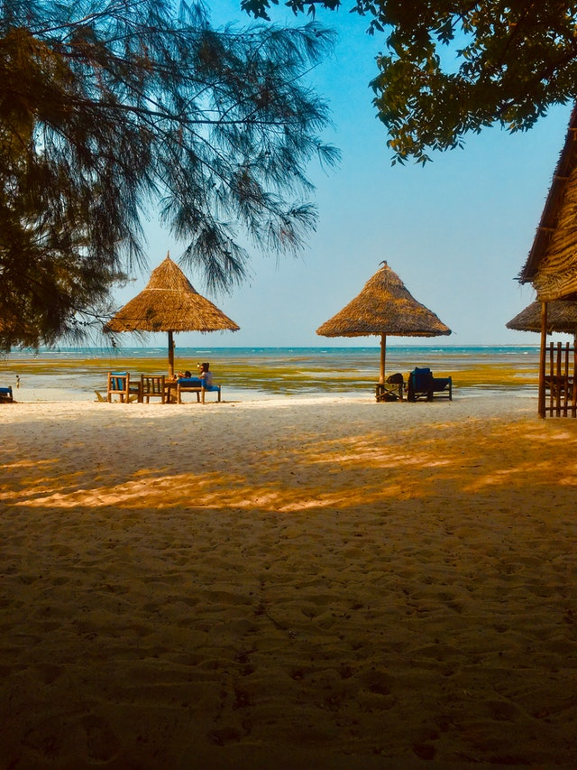 African Travel Bucket List Ideas for the beach