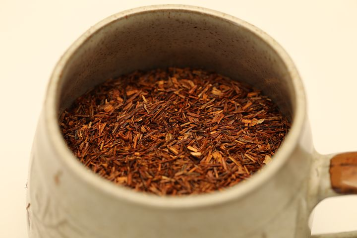 Rooibos teas for hair growth