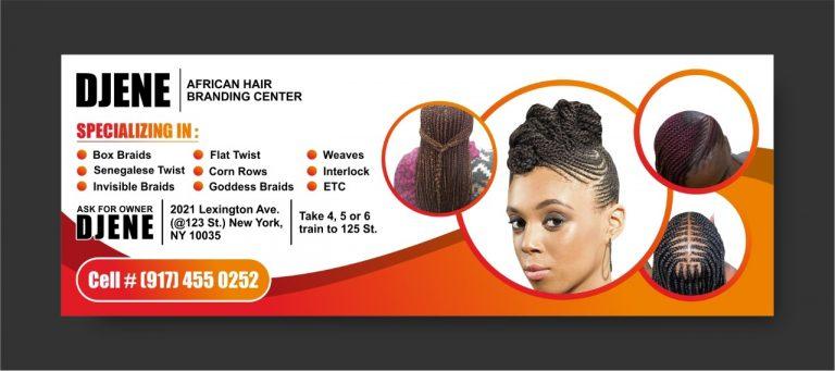 Djene African Hair Braiding Center