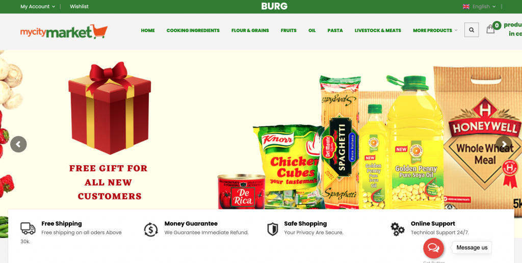 my city market online grocery shop
