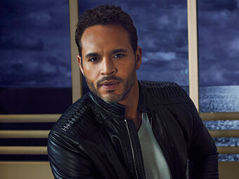 Famous black celebrities Daniel Sunjata