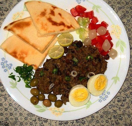 North African Cuisine - AfroGist Media