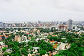 Lagos a fast growing city