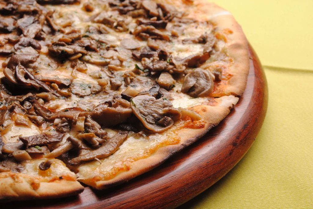 How to Make Wild Edible African Mushrooms Pizza - AfroGist Media Recipe Guide