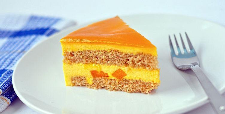 Senegalese mango pound cake