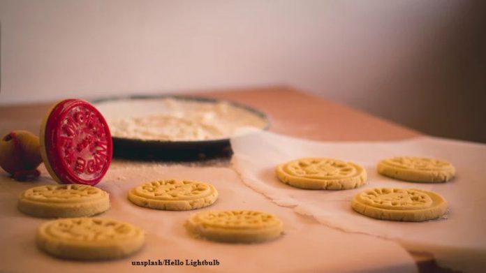 Ghanaian Gari Biscuits