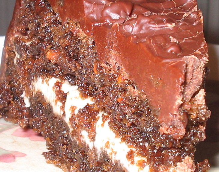 African carrot cake