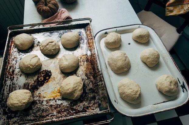 Cocnut Kisses dough
