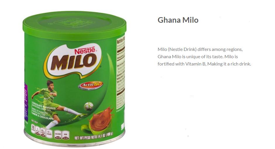 Milo (Chocolate) Drink -A household staple -AfroGist Media