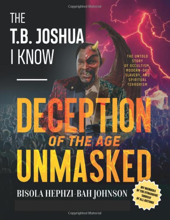 T.B. Joshua I Know Bisola -Hephzi-bah Johnson- Book