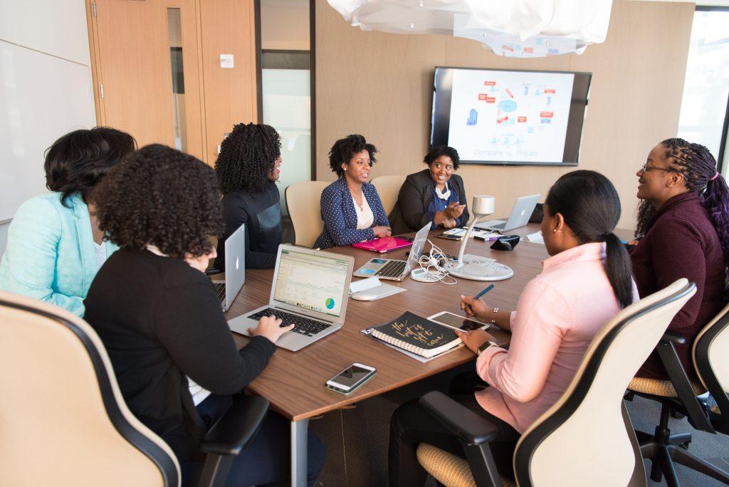 blacks in office