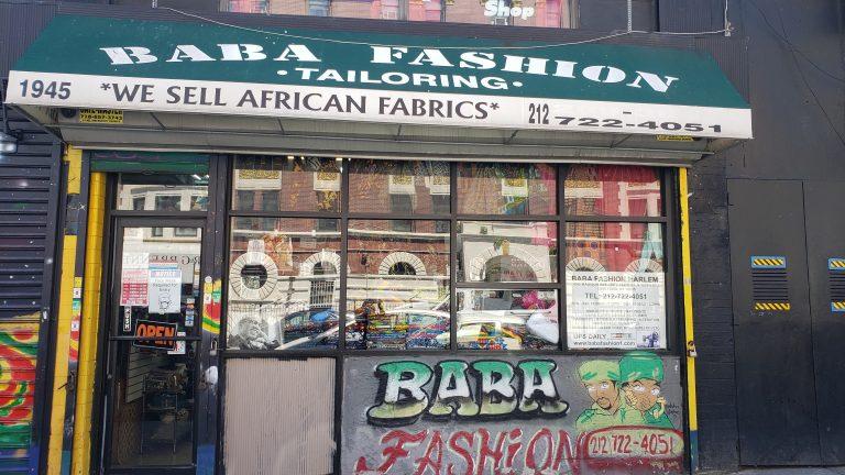 Baba Fashion Harlem