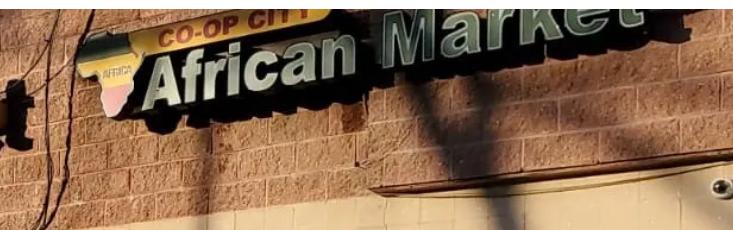 Coop City African Market