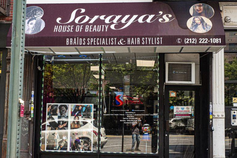 Soraya's House of Beauty in Harlem