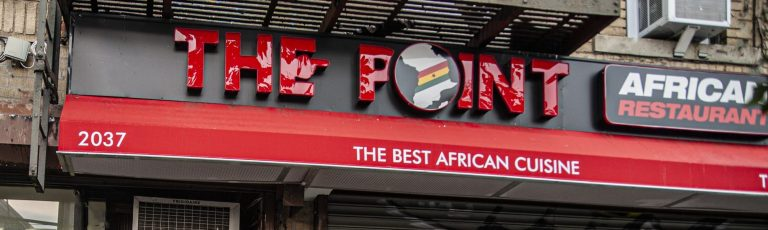 The Point African Restaurant