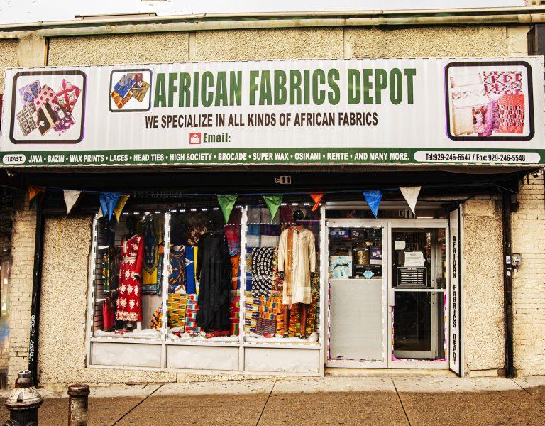 African Fabric Depot