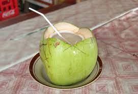 Coconut water as natural aphrodisiac